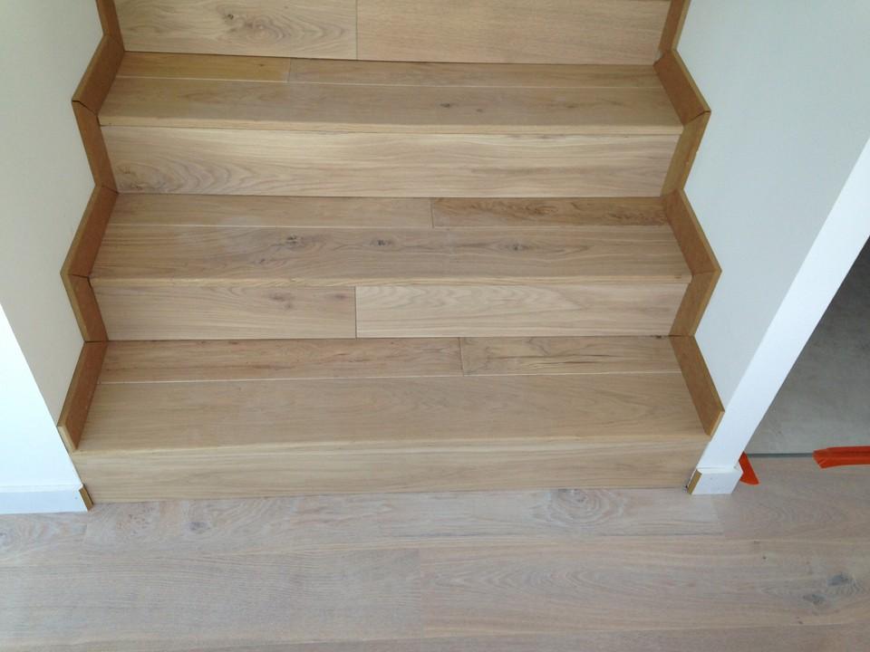 Habiller Un Escalier. Good Vous Pouvez Le Faire En Parquet